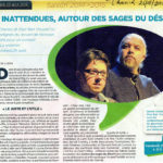 Article du Journal Tournaisien l'Avenir