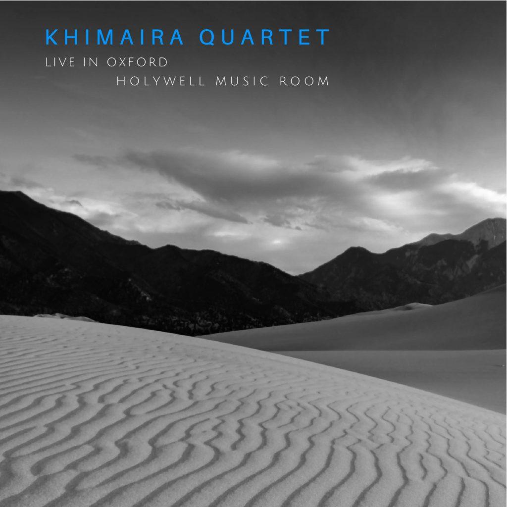 Live In Oxford-KHIMAIRA Quartet