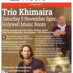 Trio Khimaira Oxford