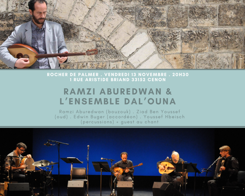 Ziad Ben Youssef - Ramzi Aburedwan et l'ensemble Dal'ouna